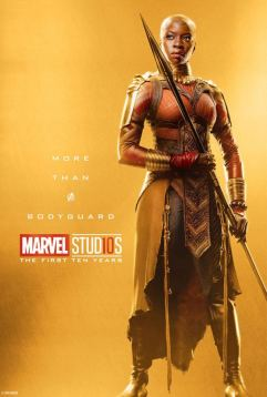 Marvel-Studios-More-Than-A-Hero-Poster-Series-Okoye-600x889
