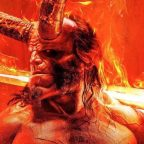 First Poster For Hellboy Reboot Movie Is On Fire